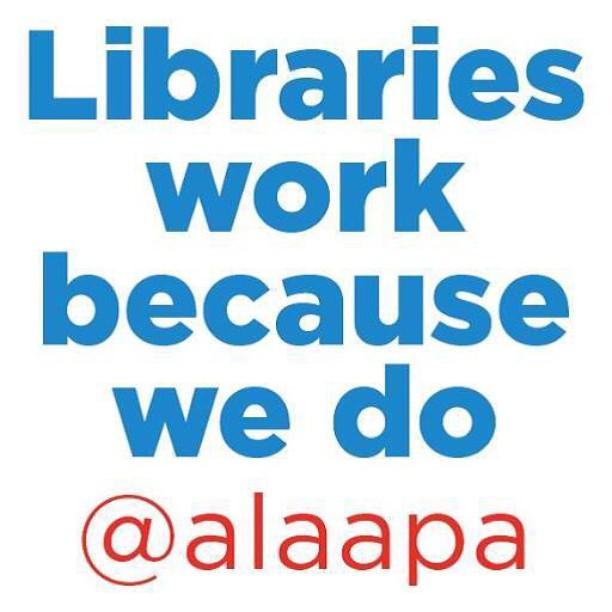 Ala Apa American Library Association Allied Professional Association