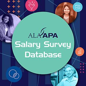 ALA-APA Salary Survey Database