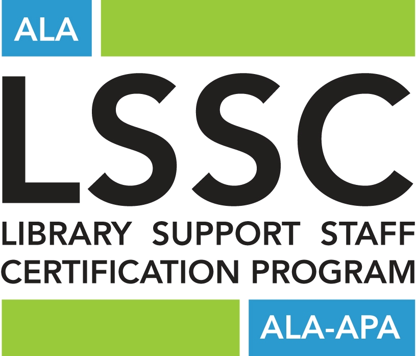 library support staff certification sponsored by ala