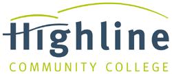 Image result for highline community college logo