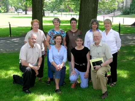 Smith College Libraries staff