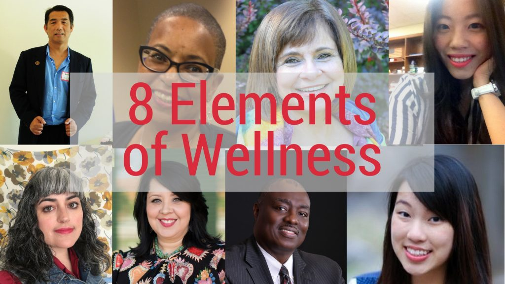 8 Elements of Wellness banner